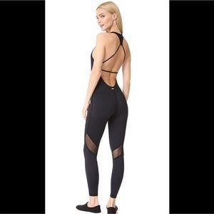 ALALA Strappy Bodysuit Jumpsuit Athletic Wear